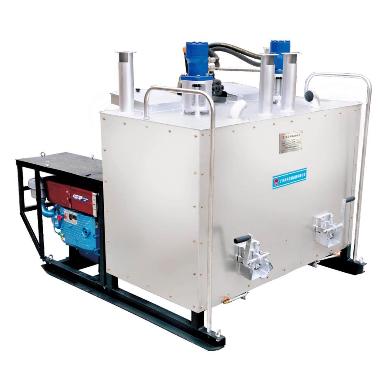 液压双缸热熔釜