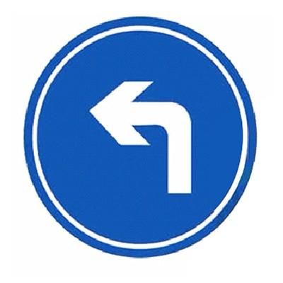 圆形反光指示牌