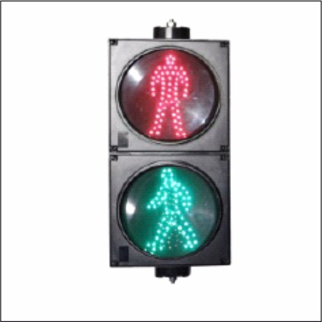 常规行人交通信号灯