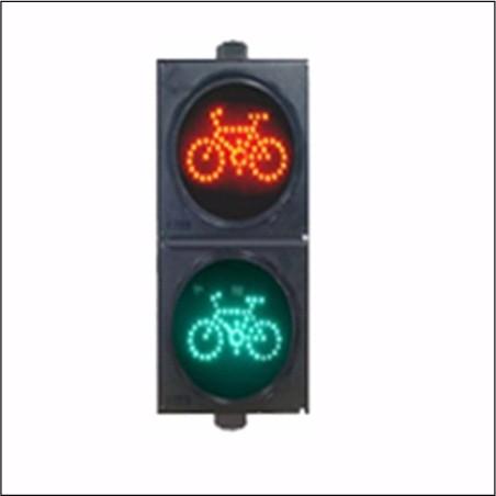 自行车交通信号灯
