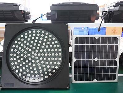 智能交通信号灯可提高交通系统运行能力