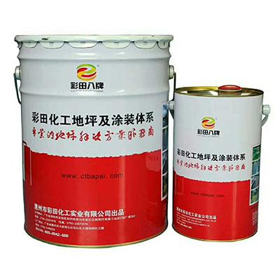 BA-148高固体份环氧面漆