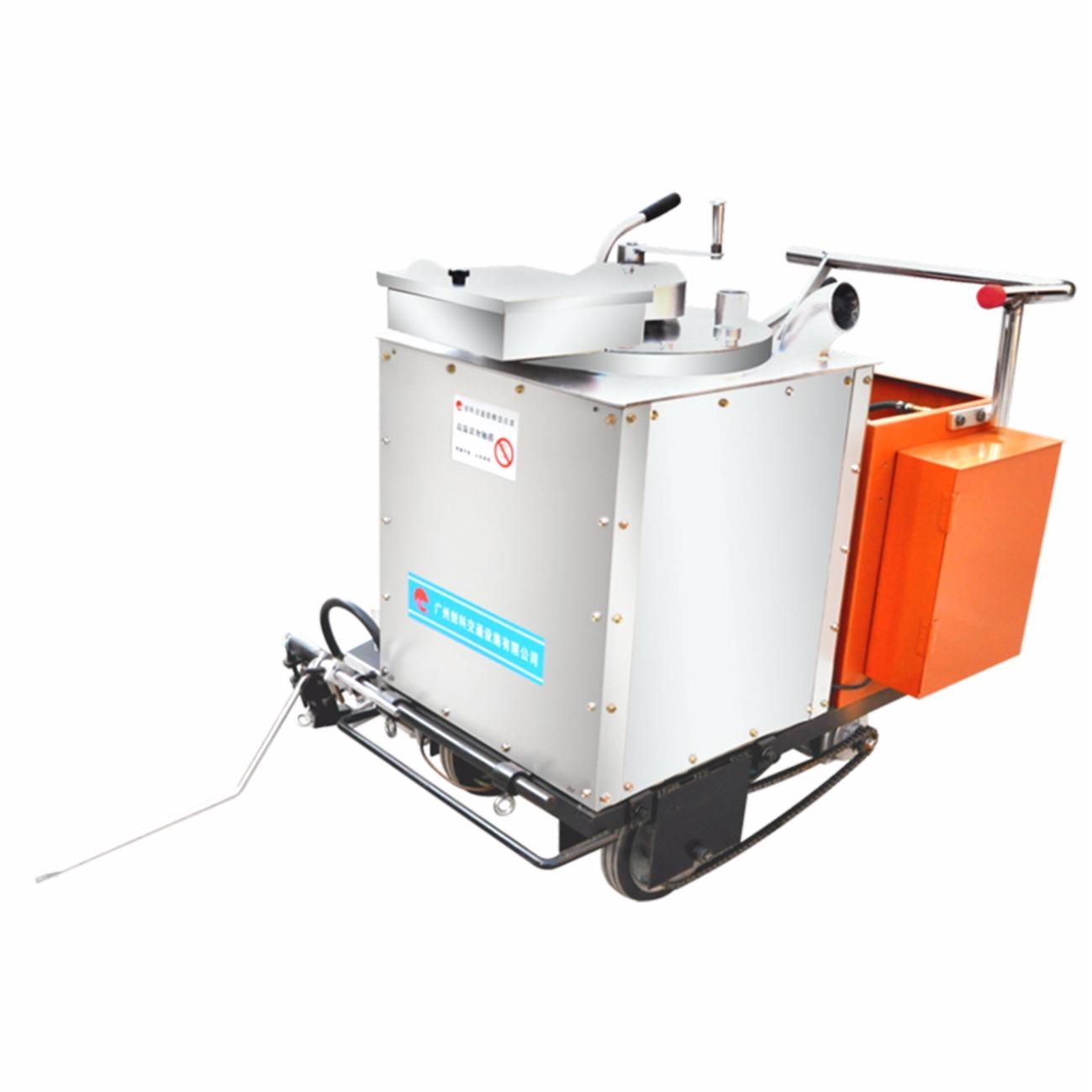 高级电动热熔一体划线机