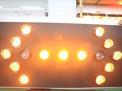 中交安讲解箭头交通信号指示灯的安装及使用规则