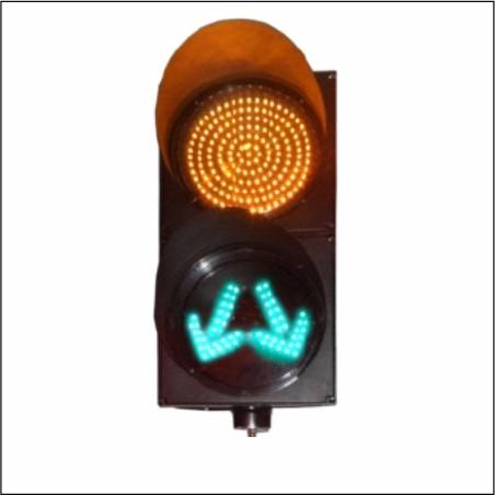 黄闪系列交通信号灯