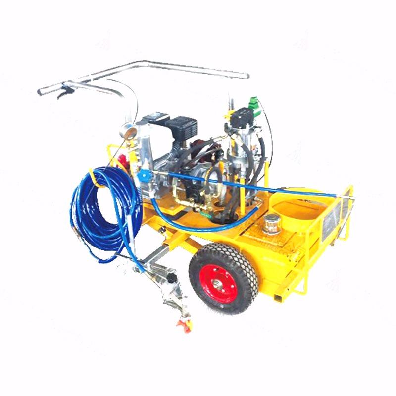 6升手推式高压无气冷喷划线机