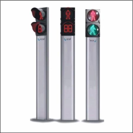 一体式行人交通信号灯