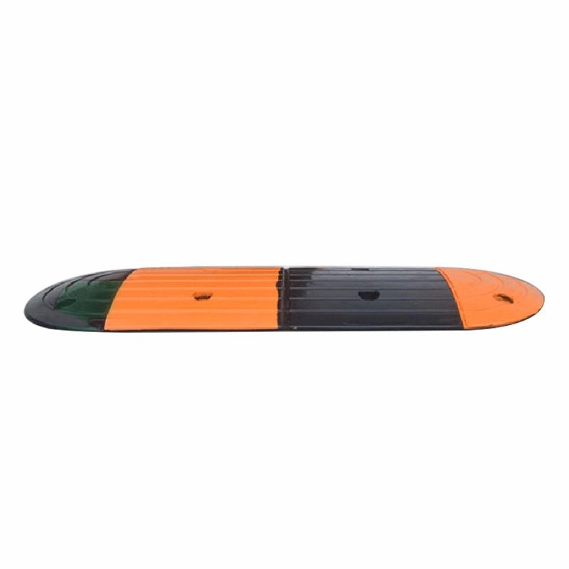 流线型橡胶减速带